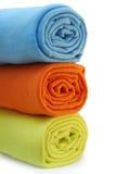Mantas Multi-colored Imagens de Stock