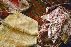 Mantas turcas Imagenes de archivo