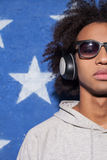 Mante della musica. Immagini Stock Libere da Diritti