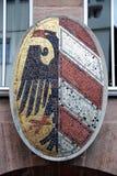 Manteau de Nuremberg, Allemagne des bras Photo libre de droits