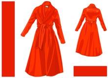 Manteau de robe de chambre Photos stock