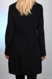 Manteau de Women's Photographie stock