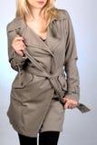 Manteau de Women's Image libre de droits