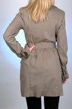 Manteau de Women's Image stock