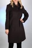 Manteau de Women's Photographie stock libre de droits