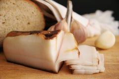 Manteca de cerdo. Fotos de archivo