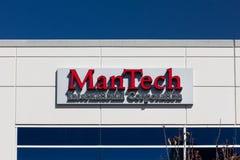 ManTech International Corporation Facility Royalty Free Stock Photo