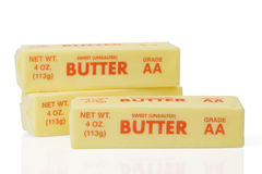 Manteiga Imagens de Stock Royalty Free