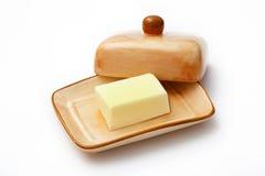 Manteiga Fotografia de Stock Royalty Free