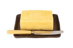 Manteiga Imagem de Stock
