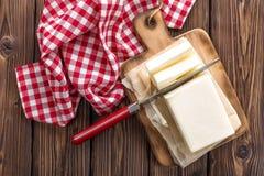 Manteiga fotografia de stock
