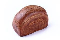 Manteiga com fundo branco isolado pão Fotos de Stock Royalty Free