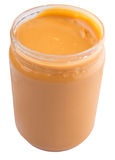 Manteiga de amendoim mim Imagem de Stock