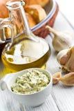 Manteiga de erva Foto de Stock
