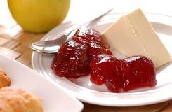 Manteiga e atolamento Imagem de Stock Royalty Free