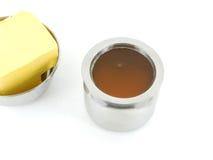 Manteiga esclarecida Imagem de Stock