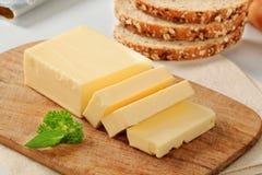 Manteiga fresca fotografia de stock royalty free