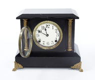 Mantel Clock Stock Photography