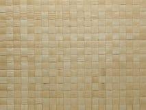 Mantel de bambú Fotografía de archivo libre de regalías