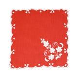 Mantel húngaro bordado Fotografía de archivo libre de regalías