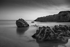 Mantel-Insel-Bucht 2 lizenzfreies stockfoto