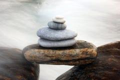 Mantener balance Fotografía de archivo
