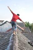 Mantenga l'equilibrio Fotografia Stock