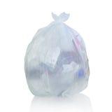 Mantenha o lixo no saco para para eliminar Fotografia de Stock