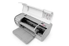 Mantenimiento de la impresora de inyección de tinta Imagen de archivo libre de regalías