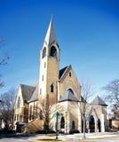 Manteno-Kirche Stockfoto