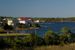 Manteo Harbor Stock Image