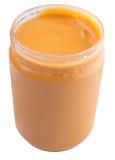 Mantequilla de cacahuete I Imagen de archivo