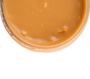 Mantequilla de cacahuete V Fotos de archivo