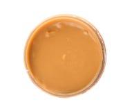 Mantequilla de cacahuete VI Imagen de archivo libre de regalías