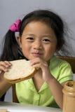 Mantequilla de cacahuete y jalea 3 Imagenes de archivo