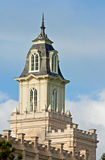 Manti Temple Royalty Free Stock Photos