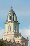 Manti Temple Spire Stock Images