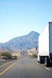 Mantiene en Truckin Fotografía de archivo