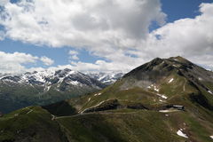 Mantiene il paesaggio, Austria Fotografia Stock Libera da Diritti
