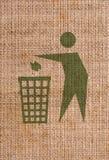 Mantiene limpio Imágenes de archivo libres de regalías