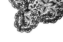 Mantilla. Closeup of a mantilla, a typical spanish scarf Royalty Free Stock Photos