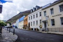 Mantis St Helena Hotel stock photo