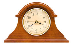 Mantle Clock Royalty Free Stock Photo