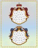 mantles королевское Стоковые Изображения