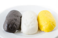 Mantou Chinese steamed bun Stock Image