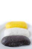 Mantou Chinese steamed bun Stock Photos