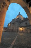 Mantova. Is an ancient town in Northen Italy founded by romans Royalty Free Stock Photo