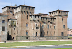 Mantova castle Royalty Free Stock Photography