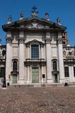 Mantova Old Town Royalty Free Stock Photography