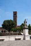 Mantova Old Town Royalty Free Stock Photo